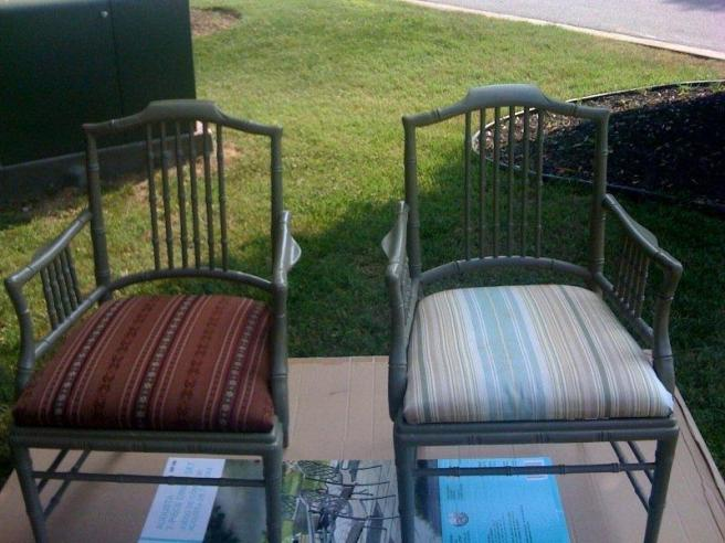 Bamboo Chairs for a STEAL-1