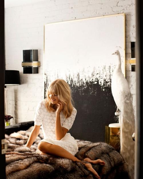Black_White Painting
