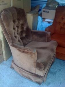 Vintage Chair II