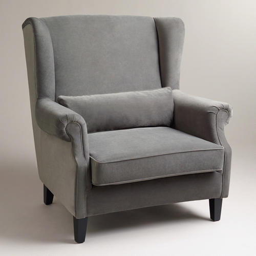 467643 CYW GRAHAM CHAIR & HALF GREY