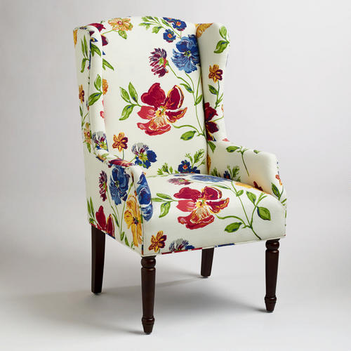 466504 VICTORIA WGBK UPHLSTD CHR     Department 2 arm chair RIGHT HUGO LIMITED
