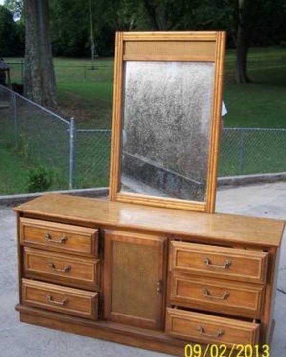 Someone Buy This: Bamboo Dresser